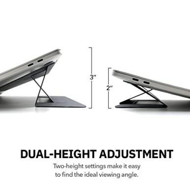 MOFT-Laptop-Stand-Invisible-Lightweight-Laptop-Computer-Stand-Compatible-with-MacBook-Air-Pro-Tablets-and-Laptops-Up-to-156-Patented-Black-Line