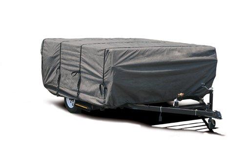 Camco 45763 12'-14' ULTRAGuard Pop-Up Camper Cover