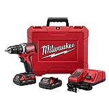 Milwaukee 2701-22CT M18 1/2' Compact Brushless Drill/Driver Kit