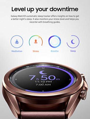 Samsung-Galaxy-Watch3-41mm-GPS-Bluetooth-Mystic-Bronze-US-Version