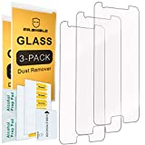 [3-Pack]- Mr.Shield for Samsung Galaxy J3V 2018 (3rd Gen) / Galaxy J3 V 2018 (3rd Generation) Verizon[Tempered Glass] Screen Protector [Japan Glass with 9H Hardness] with Lifetime Replacement