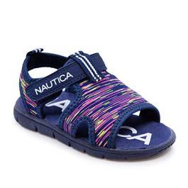 Nautica Kids Sports Sandals – Water Shoes Open Toe Athletic Summer Sandal |Boy – Girl| (Little Kid/Big Kid)