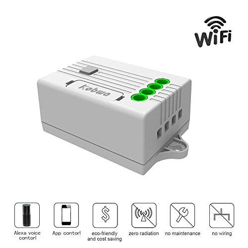 Phenomenal Kobwa Wireless Light Switch Kit No Battery No Wiring Required Self Wiring 101 Capemaxxcnl