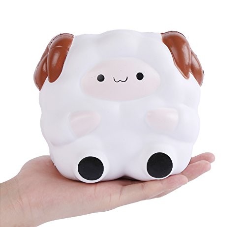 Squishy Muffinz Car Colors : Aolige Jumbo Squishy Kawaii Lamb Cream Scented Squishies Slow Rising Decompression Squeeze Toys ...