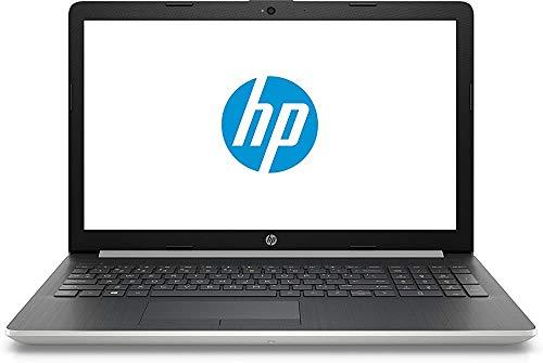 (Renewed) HP 15 da0435tx 15.6-inch Laptop (7th Gen Core i3-7100U/8GB/1TB/Windows 10/NVIDIA GeForce MX110 Graphics), Natural Silver