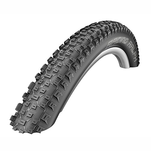 Schwalbe Racing Ralph Snake Skin Tubeless Folding Tire, 29x2.25-Inch