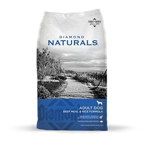 Diamond Naturals Dry Food for Adult Dog, Beef and Rice Formula, 40 Pound Bag 10