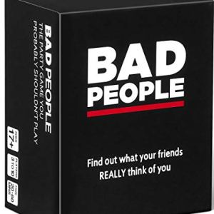 BAD PEOPLE - The Party Game You Probably Shouldn't Play 1