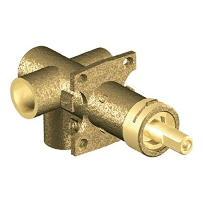 Moen-3372-M-PACT-Brass-Three-Function-Shower-Rough-In-Transfer-Valve-12-Inch-CC-Connection