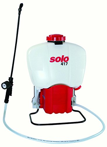 Solo 417 Battery Powered Backpack Sprayer