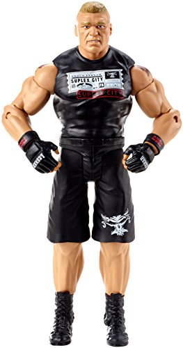 WWE Brock Lesnar Basic Action Figure