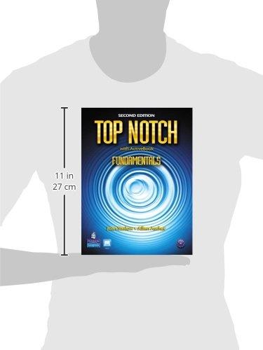 Top Notch Fundamentals w/ActiveBook, MyLab, and Workbook