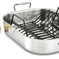 All-Clad Stainless Steel Large Roaster