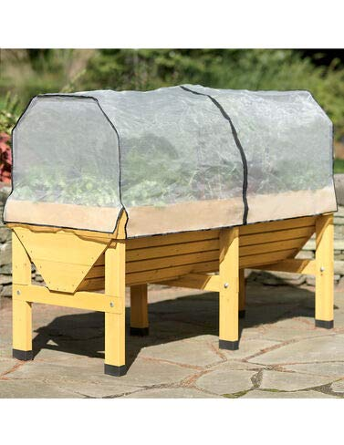 VegTrug Greenhouse Cover with Support Frame