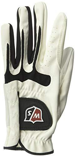 Wilson Staff Grip Soft Golf Glove, Large, Left Hand