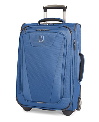 Travelpro Maxlite 4 22' Expandable Rollaboard Suitcase, Blue