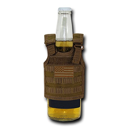 RAPDOM Tactical Beer Koozie
