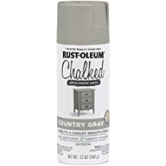Rust-Oleum Series Rustoleum 302593 12OZ Country Gray Chalked Paint Spray