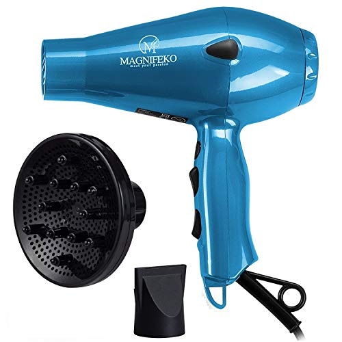 1875W Professional Hair Dryer with Ionic Conditioning hairdryer