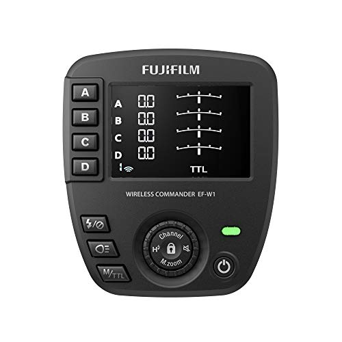 Fujifilm-EF-W1-Wireless-Commander