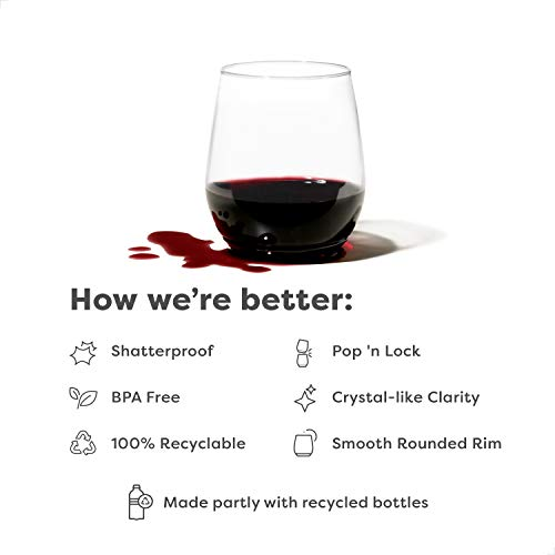 TOSSWARE-POP-14oz-Vino-Recyclable-Crystal-Clear-Unbreakable-Plastic-Wine-Glasses-SET-OF-48