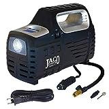 JACO SmartPro 2.0 AC/DC Digital Tire Inflator Pump - Advanced 12V Portable Air Compressor - 100 PSI