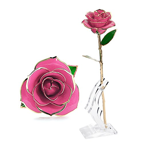 OUTAD Rose Flower, Best Gift for Valentine's Day ...