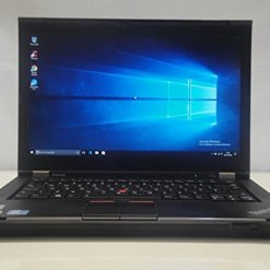 Fast Lenovo ThinkPad T430 Windows 10 (64 Bit) Laptop Core i5 3rd Generation 2.6Ghz 8GB RAM 240Gb SSD Wifi DVDrw (Renewed)