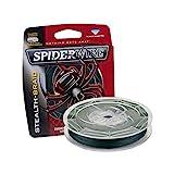 Spiderwire SCS20G-125 Braided Stealth Superline, Moss Green, 20 Pound, 125 Yards