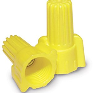 King Innovation Contactors' Choice Yellow Wing Wire Connector