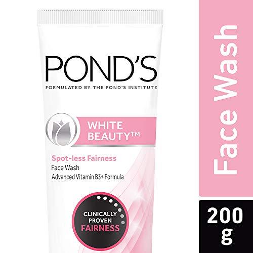 4125T8h32BL - Pond's White Beauty Spot Less Fairness Face Wash, 200g