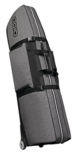 OGIO 2018 Straight Jacket Travel Cover, Dark Static