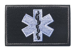 Antrix four Items EMT Star of Life Medical Medic Cross Army Morale Patch Hook & Loop Tactical Morale Patches – three.15″x2″ deal 50% off 4129 ERdcuL