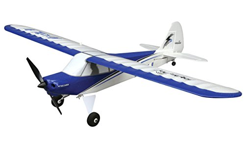 HobbyZone Sport Cub S RTF RC Airplane with Safe Technology (6-CH 2.4GHz Transmitter Included), HBZ4400