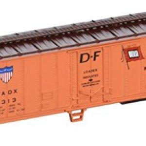 Bachmann Industries ACF 50′ Steel Reefer American Refrigerator Transit Company Car, N Scale 412G68dEn8L