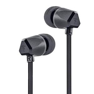 iBall Focal in Ear Wired Earphones with Mic (Black)