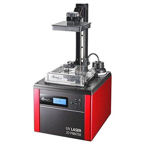 Xyzprinting Nobel  A Sla D Printer For Dental Jewelry Amazon Com Industrial Scientific