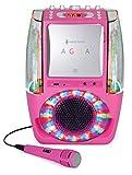 Singing Machine Karaoke System - Portable Pink SML605P