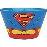 Superman Costume Ceramic Bowl by Superman