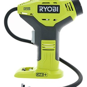 Ryobi P737 18-Volt ONE+ Portable Cordless Power Inflator for Tires (Battery Not Included, Power Tool Only) 412PMzJ19IL