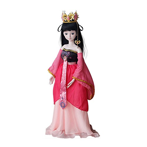 Ball Jointed Dolls Under $100
