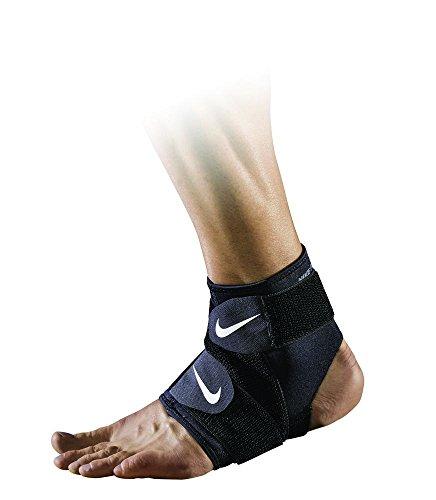 Nike Pro Combat Ankle Wrap 2.0 (M, Black/White)