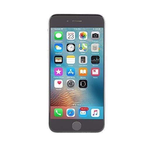 Apple iPhone 6, Fully Unlocked, 16GB - Space Gray (Renewed)