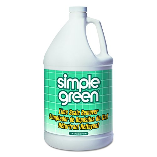 Simple Green 50128 Lime Scale Remover Wintergreen 1 Gal