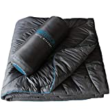 Sorison Puffy Blanket, Packable Camp Camping Quilt