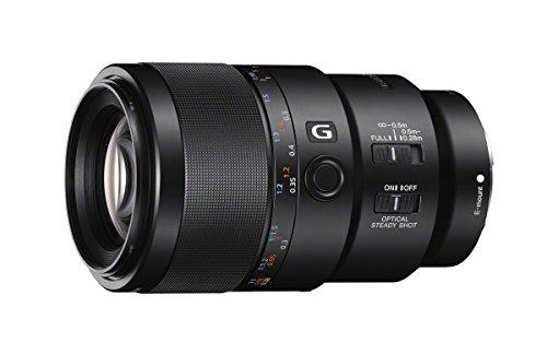 Sony SEL90M28G FE 90mm f/2.8-22 Macro G OSS Standard-Prime Lens Mirrorless Cameras