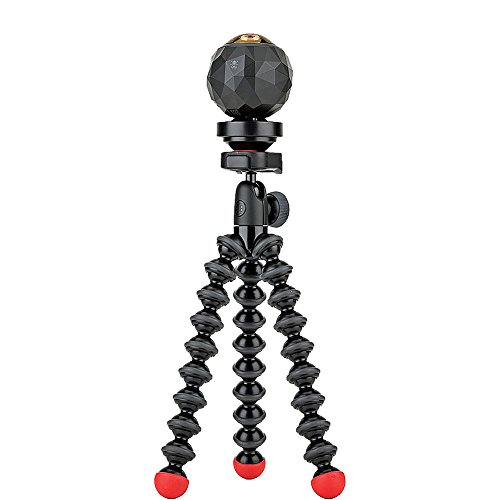 GorillaPod Action Video Tripod From JOBY – Strong, Flexible, Lightweight and Perfect For Any Action Video or GoPro Camera