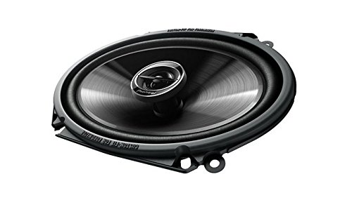 pioneer 6x8 2 way speakers