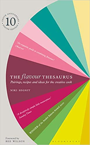 The Flavour Thesaurus Book