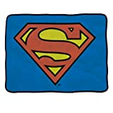 Superman - Shield Logo Fleece Blanket